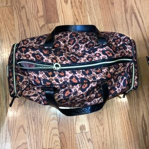 Betsy's Johnson duffle bag